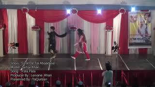 Sahar Khan Dance - Pata Pata