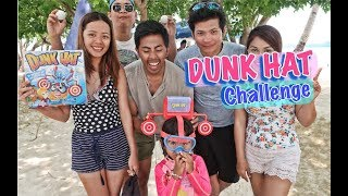 Dunk Hat Challenge with Kaycee, Rachel and the Gummy Boys thumbnail