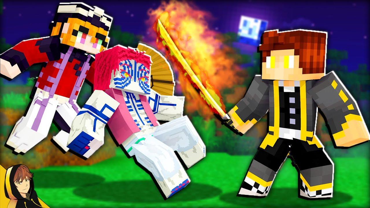 Download So... Minecraft Demon Slayer Mod, got an INSANE UPDATED!!