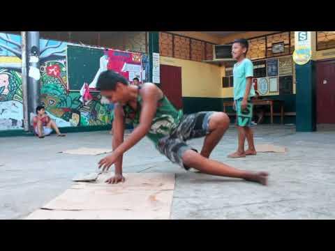 breakdance hip hop Iquitos Bboy zef à Belén