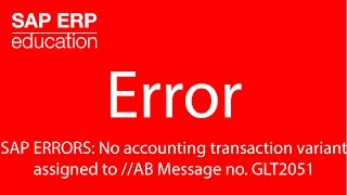 Most important SAP transaction codes