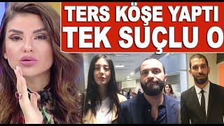 Arda Turan Berkay davasında flaş gelişme!! Özlem Ada Şahin'in ifadesi şoke etti!
