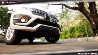 Closer Look Automotive  - Test Drive Daihatsu New Terios R Adventure