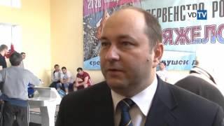 В Волгограде состоялся чемпионат ЮФО и СКВО по тяжелой атлетике