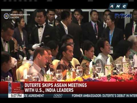 Duterte is new ASEAN chair; new logo unveiled