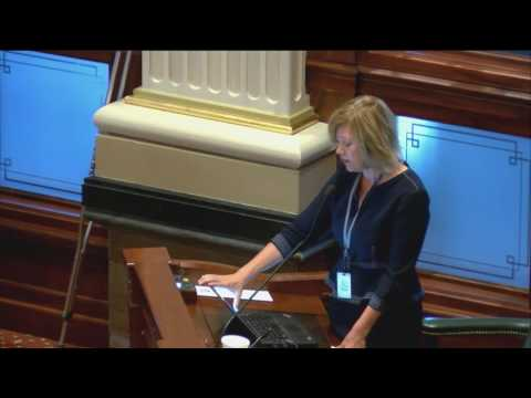 Illinois State Rep. Jeanne Ives on property tax task force
