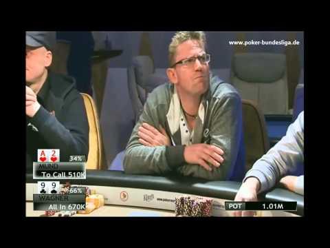 Deutsche Bracelet Meisterschaft 2012 der Poker-Bundesliga - die German 9 - Teil 3/6