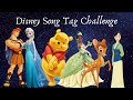 Disney Song Tag Challenge mp3