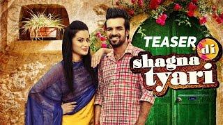 Teaser | Shagna Di Tyari| Happy Raikoti | Full Song Coming Soon | Speed Records