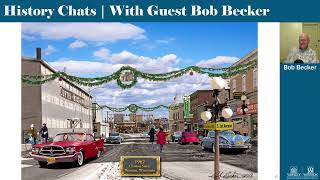 video thumbnail: History Chats | With Guest Bob Becker