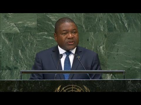 🇲🇿 Mozambique - President Addresses General Debate, 73rd Session