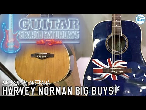 Guitar Search Saturdays Episode #19 - The Most Random Guitar Shop!