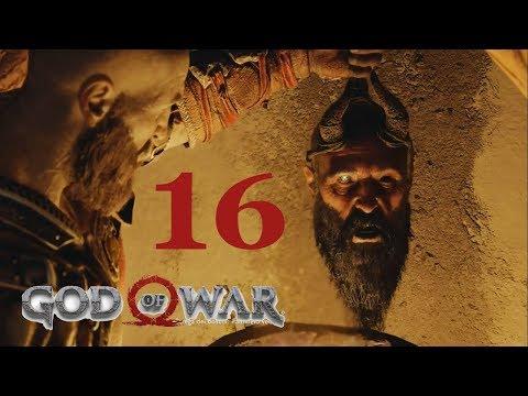 God Of War - MIMIR LA TESTA PARLANTE [ Gameplay ITA ] ep.16