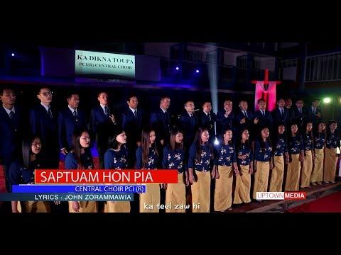 PCI(R) Central Choir - Saptuam Hon Pia (Official Video)