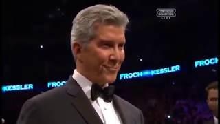 Carl Froch vs Mikkel Kessler 2 (2013 full fight)