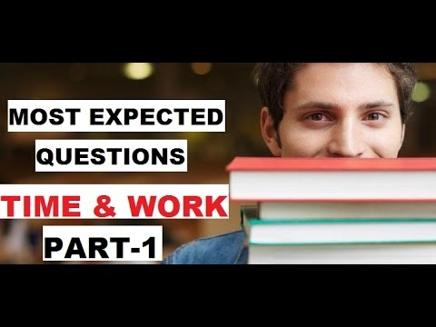 most expected TIME & WORK question || ssc cgl/chsl/mts ibps po/clerk/rrb railway exam upsc cat/xat