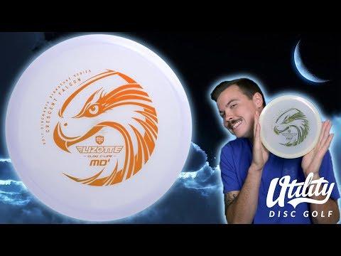 Discmania MD4 Crescent Falcon   Disc Review