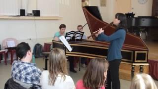 Matthew Locke - Suite in E minor