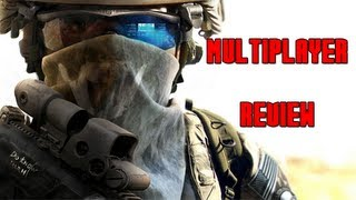 Ghost Recon: Future Soldier Multiplayer Gameplay (Review / First Impressions)