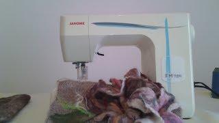 Смотреть видео 21 век швейные машины