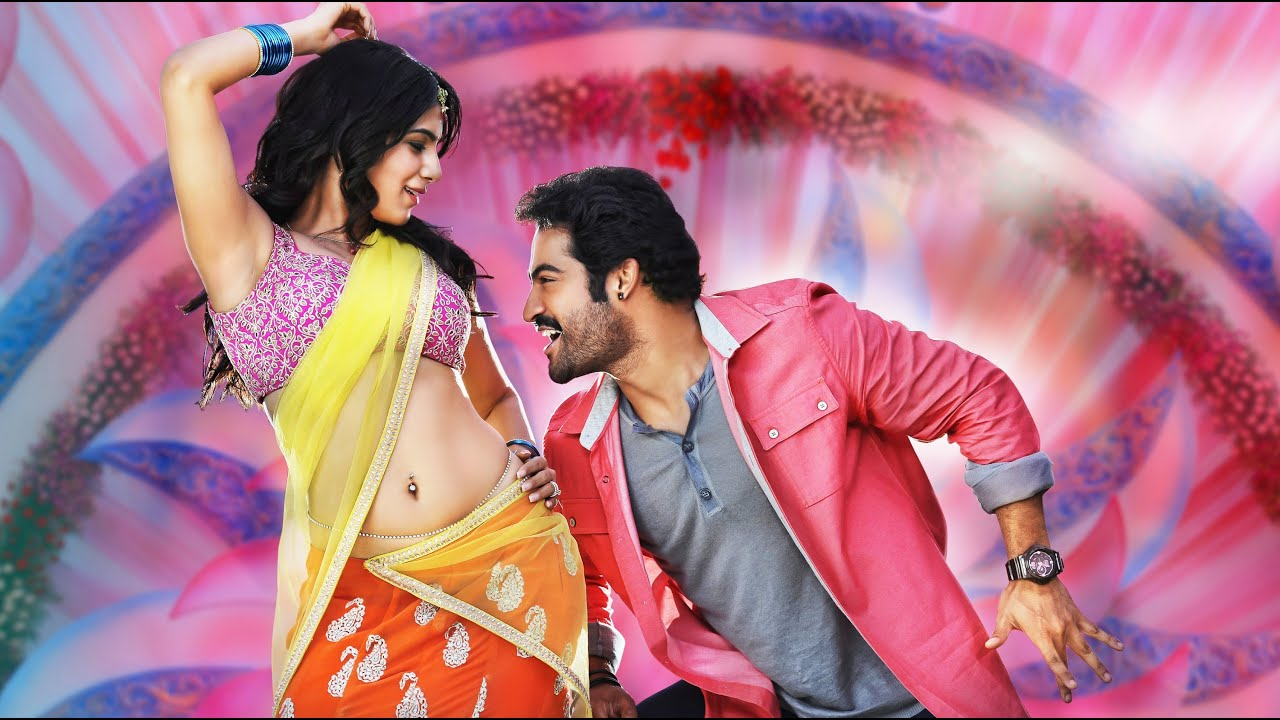 ramayya vasthavayya full song with lyrics hd - okkadante okkade song