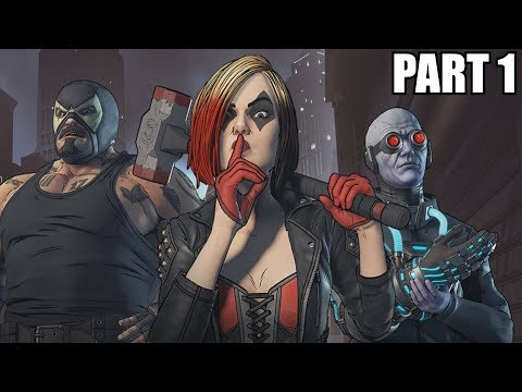 Batman The Enemy Within Episode 2 PC Gameplay Part 1 - THE PACT