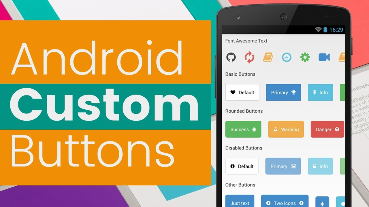 change button color programmatically android