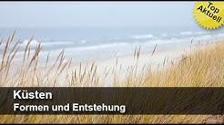 Küsten – Formen und Entstehung   MedienLB Trailer