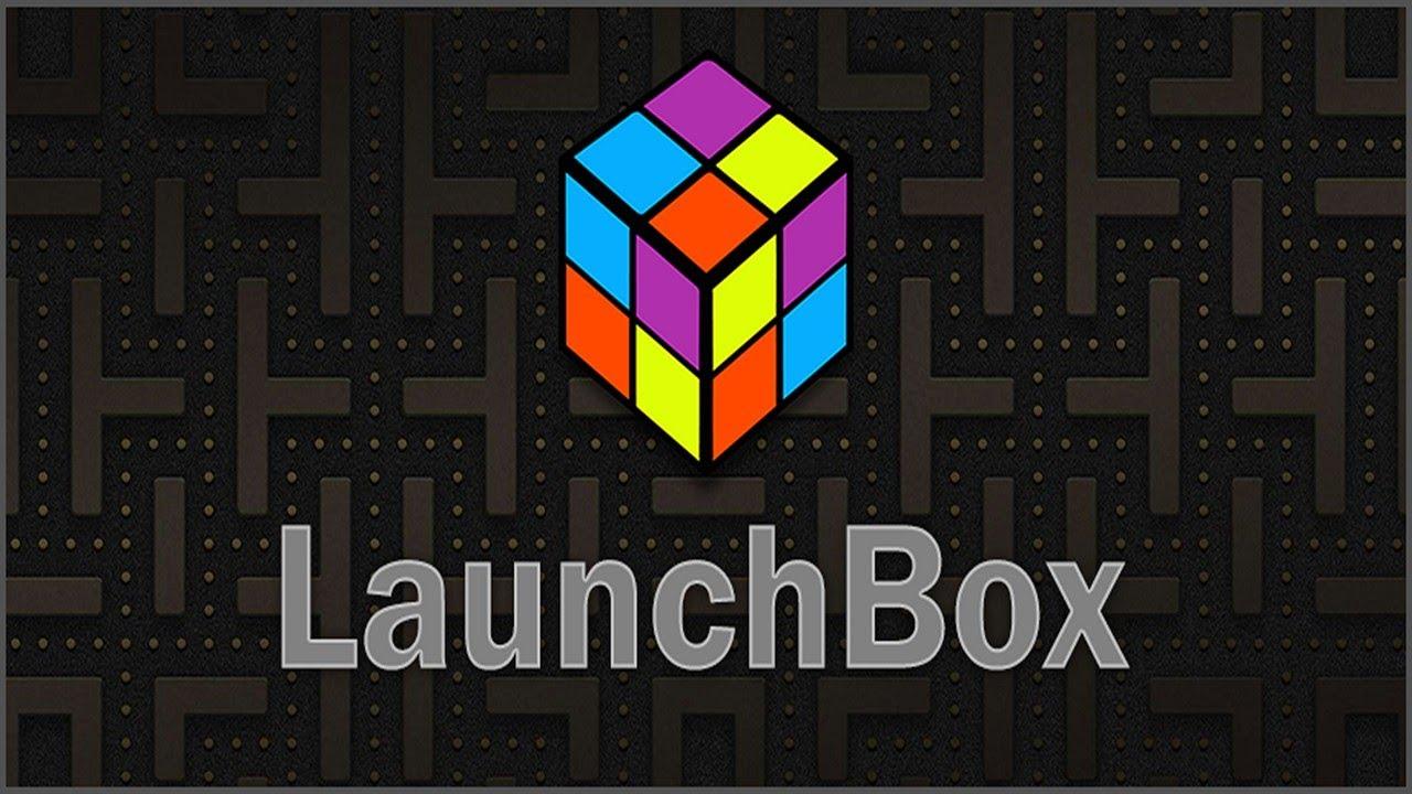 HyperSpin On LaunchBox : LightTube