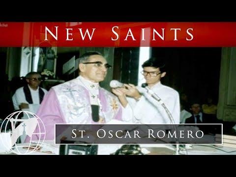 Oscar Romero is a Saint - Canonization 2018