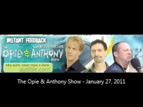 The Opie & Anthony Show - January 27, 2011 (Worst Of)