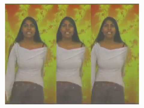Music Video Sharmila   Burning For You club mix