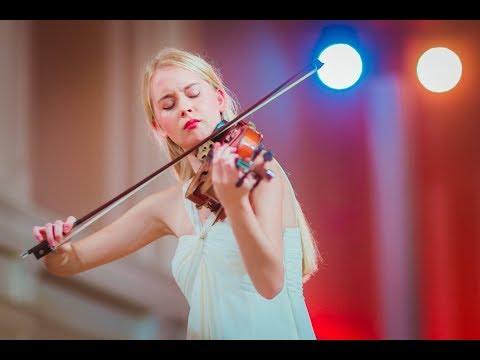 Weronika Dziadek (Poland) - Stage 1 - International H. Wieniawski Violin Competition STEREO