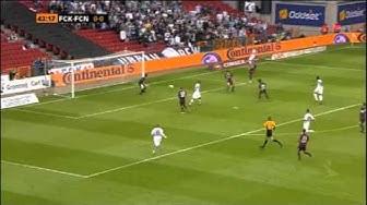F.C. København - FC Nordsjælland: 2-0 (14.08.10)