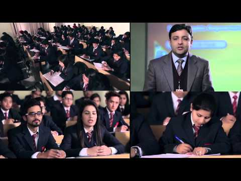 Chandigarh University Brand Video
