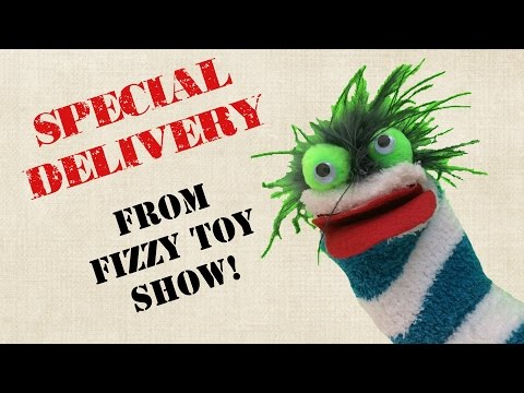 Special Delivery from Fizzy Toy Show! SHOPKINS, Minions, Frozen, My Little Pony