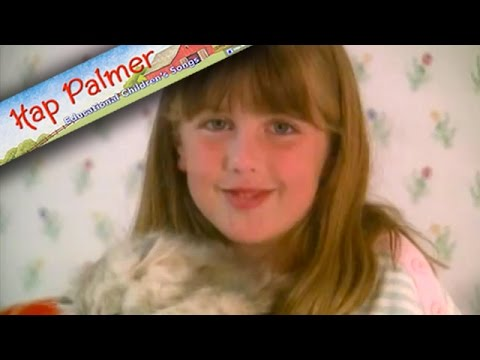 Gettin' Up Time - by Hap Palmer - Baby Songs - YouTube
