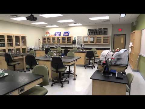 Tidewater Community College (Portsmouth) - Building B Tour