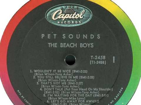 The Beach Boys - 12 - Pet Sounds (2016 Stereo Remix & Remaster By TheOneBeachBoyManiac) mp3