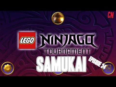 LEGO Ninjago Tournament App Episode 24: Samukai + FUNNY CHARGE ...