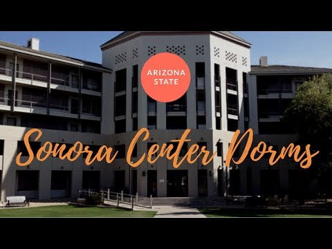 Asu Sonora Dorms Arizona State University Sonora Center Youtube