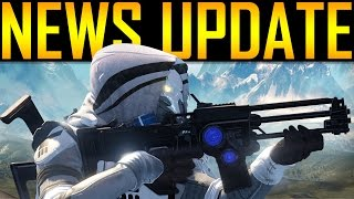 Destiny - NEWS UPDATE!