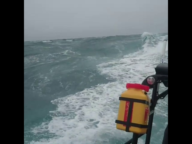 Ribcraft Ribs 780 Rigid Inflatable Police Boat Test