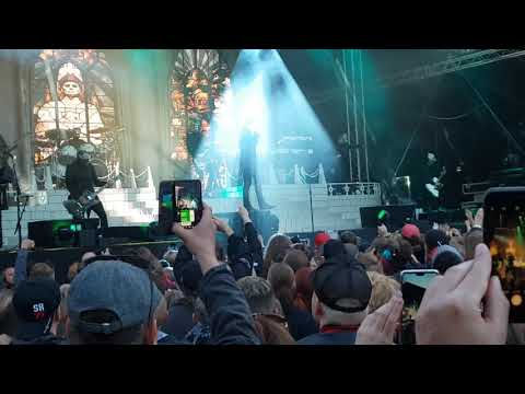 Ghost - Rats @ South Park Tamperr 08.06.2018 Live