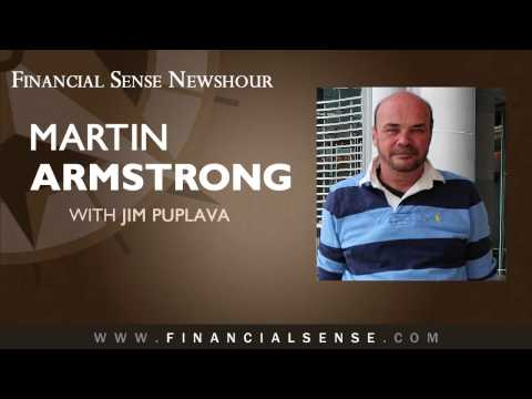 Martin Armstrong: War Cycle to Begin by 2016