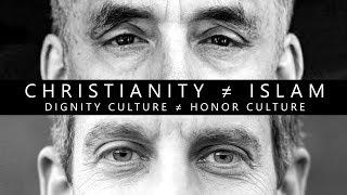 Christianity is NOT Islam | Jordan Peterson Vs Sam Harris