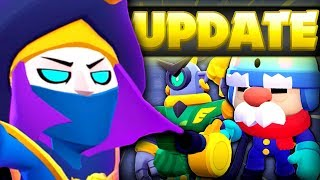 ROGUE MORTIS SKIN!! - NEW Brawler GALE! - Brawl Pass Breakdown u0026 More! - May Brawl Talk Update!