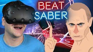RASPUTIN - Beat Saber (HTC VIVE VR)