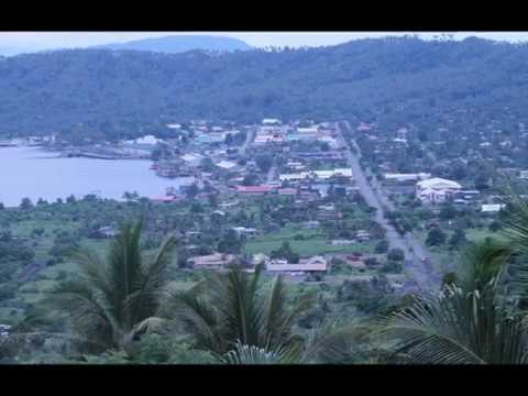 Rabaul,  Tourism is a major industry , New britain Island, Papua New guinea