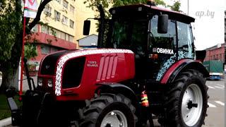 Трактор МТЗ Беларус 1523: обзор тест-драйв Автопанорама